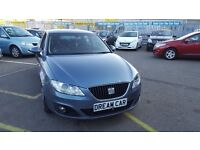 SEAT Exeo 2.0 CR SE LUX 170PS (blue) 2010