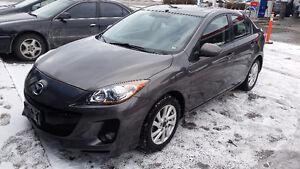2013 Mazda3 GS-SKY L