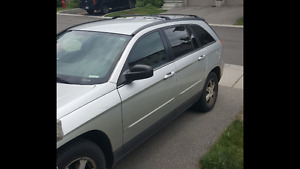 2005 Chrysler Pacifica Touring SUV, Crossover