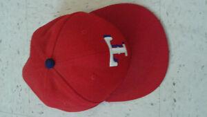 New Era Texas Rangers baseball cap