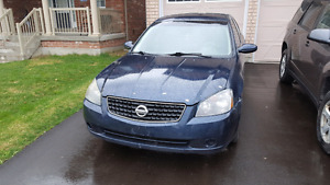 2005 nissan altima Need Gone ASAP! As-is