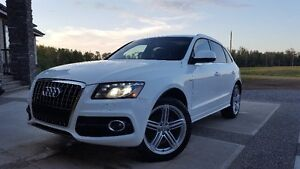 2011 Audi Q5 3.2 S LINE SUV *in Morinville now*