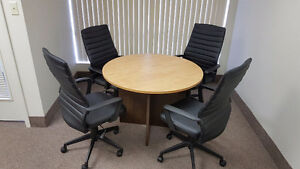 42 in Round Conference Table