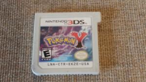 PokemonY for Nintendo 3DS