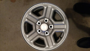 "5X127 mm X 16"" Winter Rims Kitchener / Waterloo Kitchener Area image 1"