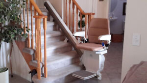 Two Stair Lifts for purchase. Sold separate or 2 for $850.00