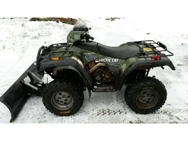 2003 Arctic Cat 500