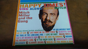 LP: Happy Times! Sing Along With Mitch Columbia CS 8368