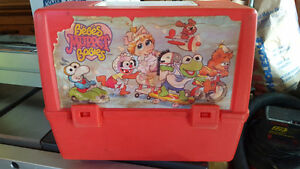 Collectible Dolls, Muppet babies thermos