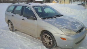 2000 FORD FOCUS WAGON FOR SALE