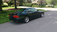 BMW  840CI 1996 voiture de prestige de collection