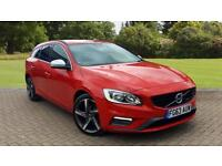 2013 Volvo V60 D3 (136) R DESIGN W. DAB Radio Manual Diesel Estate