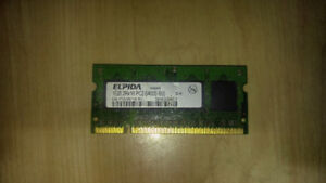 DDR2 Laptop ram for sale