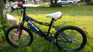 "Girls' CCM 20"" Mountain Bike"