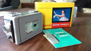 Kodak Brownie movie camera model 2 8mm