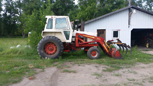 970 case tractor