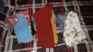 Size 2T summer clothes
