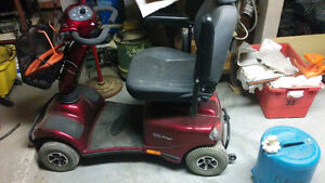 Battery operated motor scooter for sale