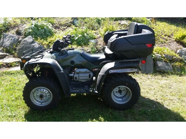 Used 2006 Honda TRX400FA/FGA Fourtrax Rancher with GPS