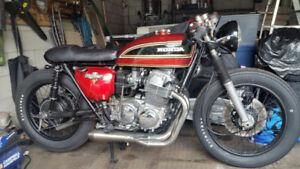 $4850 (OBO) 1974 HONDA CB360 CAFE RACER | Street, Cruisers