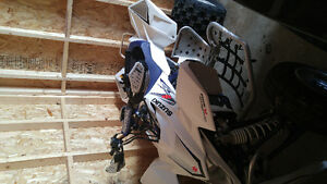 Ltr 450r comme neuf