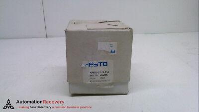 Festo Advul-32-25-p-a Compact Cylinder Piston 32mm Stroke 25mm Ne 235742