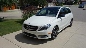 2013 Mercedes-Benz B-Class B250 Sports