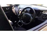 2016 Renault Captur 1.5 dCi 90 Dynamique S Nav Manual Diesel Hatchback
