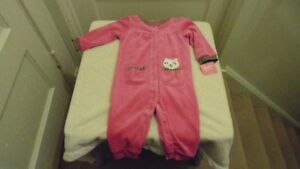 new cat outfit size 6 months