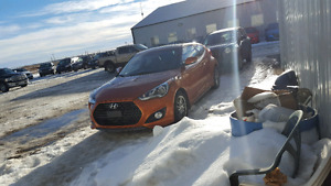 2014 Veloster Turbo 15000 kms