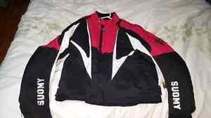 Suomy Italian Racing Jacket