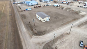 For Sale - 2.13 Acres with 3200sq. ft. Shop - Nobleford