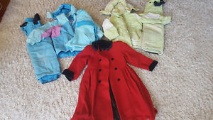 Girl's Size 6 Winter Snow suits