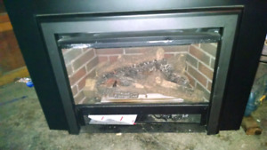 Gas stove with remote $250