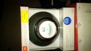 JBL OnStage IIIP and micro ipod speaker dock brand new!
