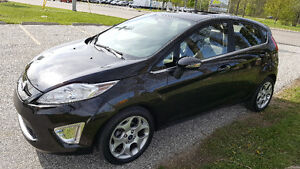 2011 Ford Fiesta SES Sunroof Bluetooth
