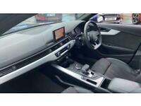 2019 Audi A4 35 TFSI S Line 5dr S Tronic Automatic Petrol Estate