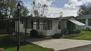 Jolie maison mobile près de Tampa et Orlando (piscine chauffée)