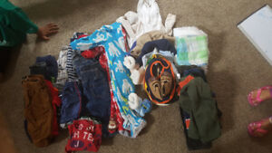 baby boy clothes 3 to 18 months take the whole lot for 25$