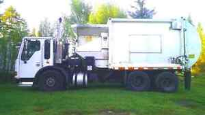 ***ONLY 18000KM***2005 Sterling Garbage Truck  Williams Lake Cariboo Area image 3