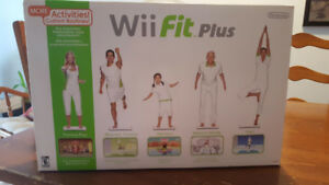 Wii Fit Plus de Nintendo