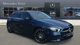 image for 2021 Mercedes-Benz A-CLASS A200d Exclusive Edition 5dr Auto Diesel Hatchback Hat