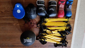 Martial Arts sparring and training equipment sale