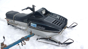 Ski-Doo Everest LC Electra 464 liquid with ownership $900