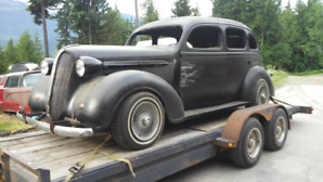 1937 Plymouth Sedan