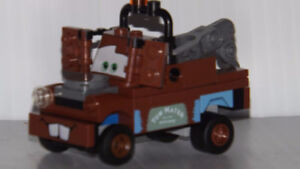 lego Cars-Mater