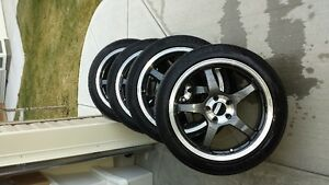"18"" Kazera Wheels Rims - 5 x 114.3"