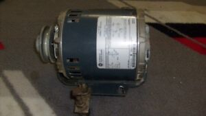 GE Thermally Protected Motor