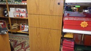 Wood filing cabinet Cambridge Kitchener Area image 1