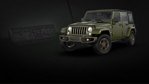 BRAND NEW 2016 Jeep Wrangler Unlimited Soft Top